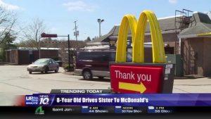 boy+drives+to+mcdonalds
